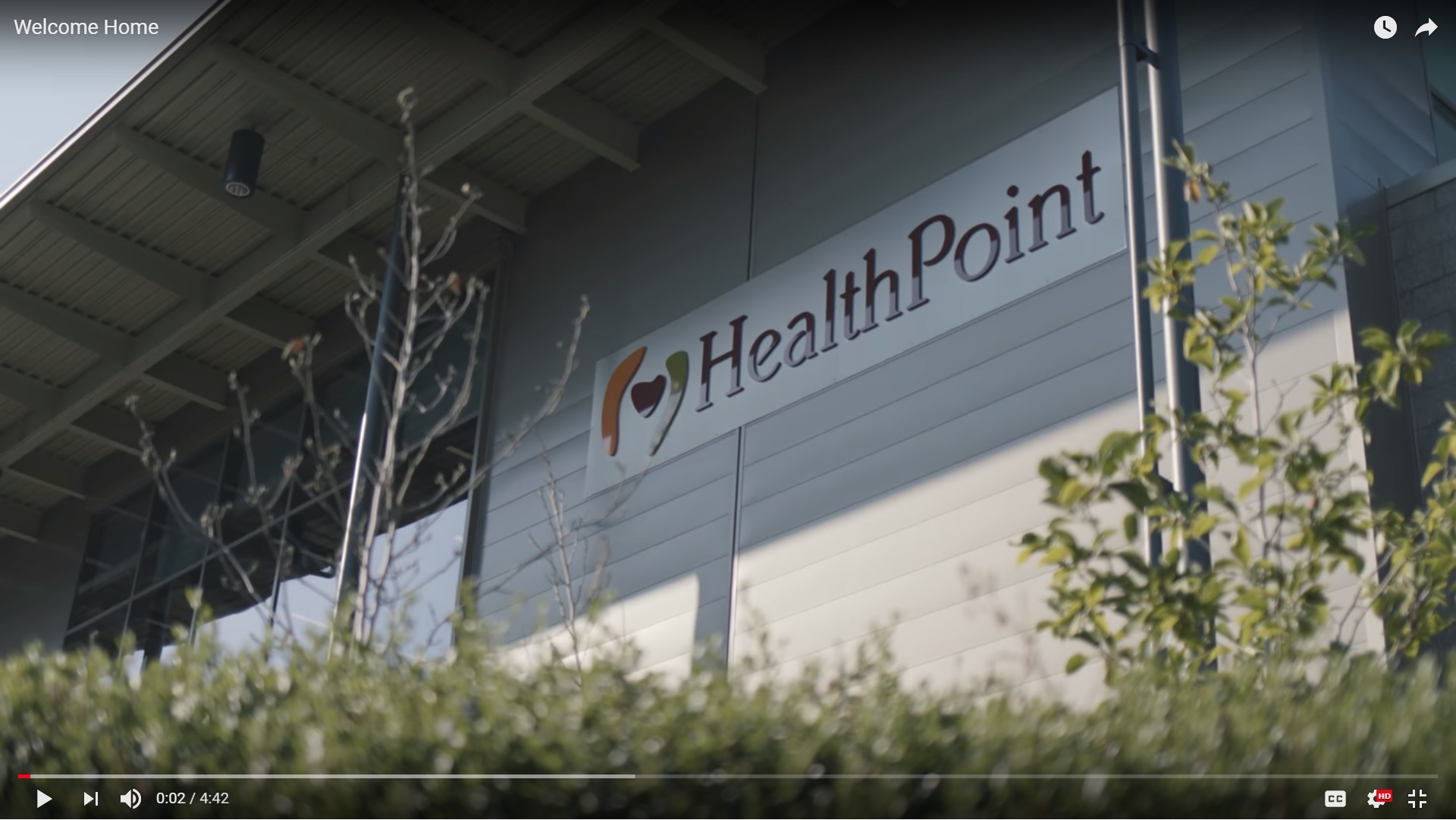 Healthpoint National Psychology Training Consortium